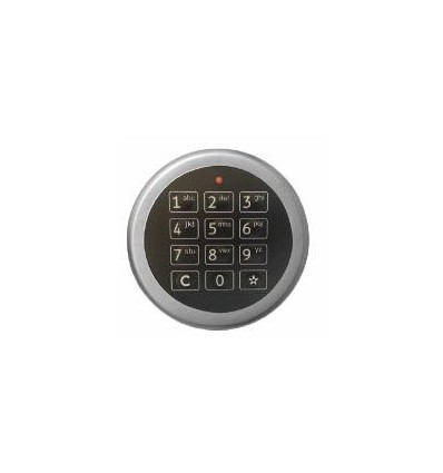 Electronical combination lock